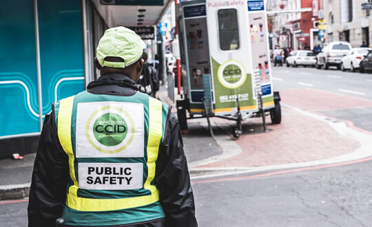 Public safety in Cape Town